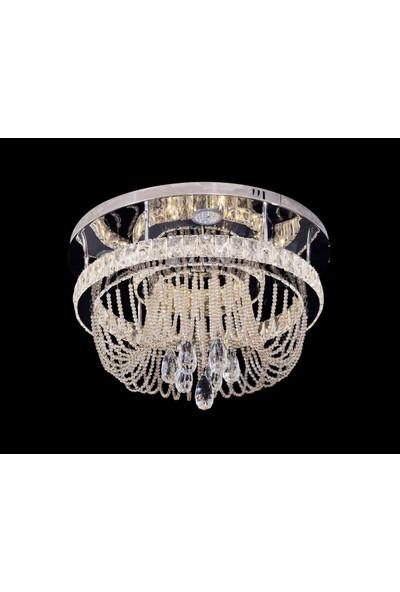 Luna Lighting Modern Luxury Plofonyer LED Ledli Avize