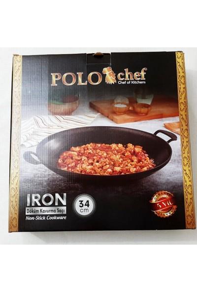 Polo Chef Granit Kavurma Sacı 34 cm