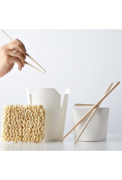The Buy Box Bambu Chopstıck Japon Yemek Çubuğu 100 Adet