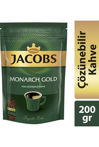 Jacobs Monarch Gold Kahve Eko Poşet 200 gr