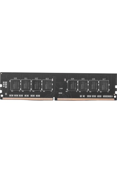 Geıl Prıstıne Amd 8GB 2666MHz DDR4 CL19 1.2V Pc Ram GAP48GB2666C19SC
