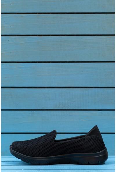 Papuç Esnek Taban Rahat Kalıp Günlük Spor Ayakkabısı