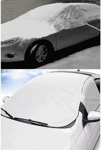 Autoen Toyota Corolla Sedan Uyumlu Kar Buz Önleyici Araç Araba Oto Cam Brandası (2018-2020)