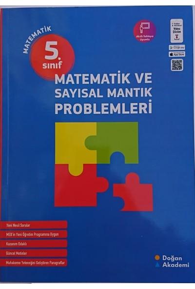 Doğan Akademi 5. Sınıf Matematik ve Say Mantık PROBLEM-2020