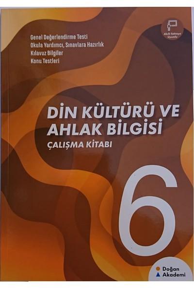 Doğan Akademi 6. Sınıf Din Kültürü ve Ahlak Bilgisi Çalış Kitabı
