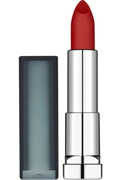 Maybelline New York Color Sensational Kremsi Mat Ruj - 965 Siren In Scarlet - Kırmızı