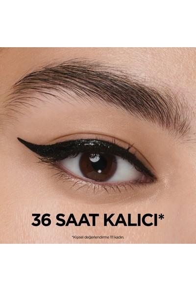 Maybelline New York Tattoo Liner Likit Eyeliner - Siyah