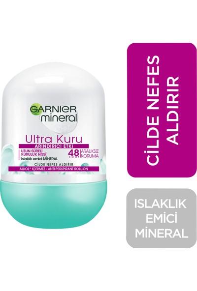 Garnier Mineral Ultra Kuru Roll-On Deodorant