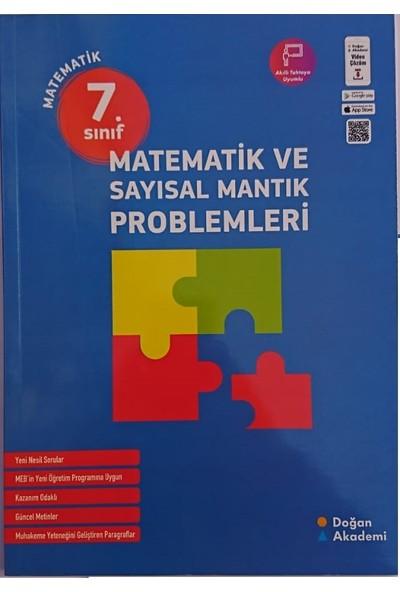 Doğan Akademi 7. Sınıf Matematik ve Sayısal Mantık Problem