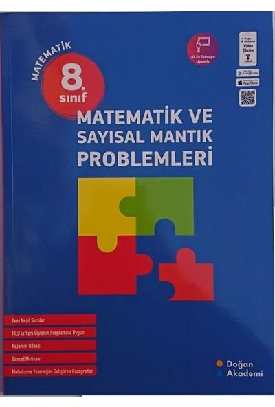 Doğan Akademi 8. Sınıf Matema ve Sayısal Mantık Problem