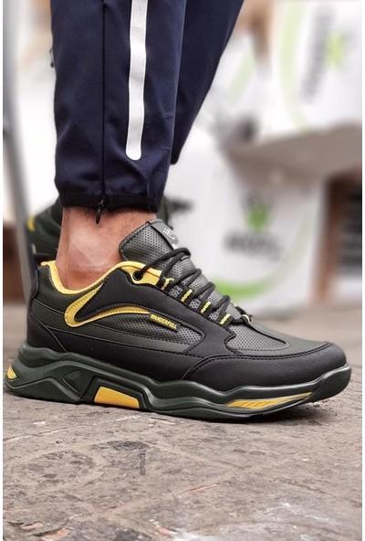 Modafrato WND4067 Unisex Spor Ayakkabı Erkek Kadın Sneakers