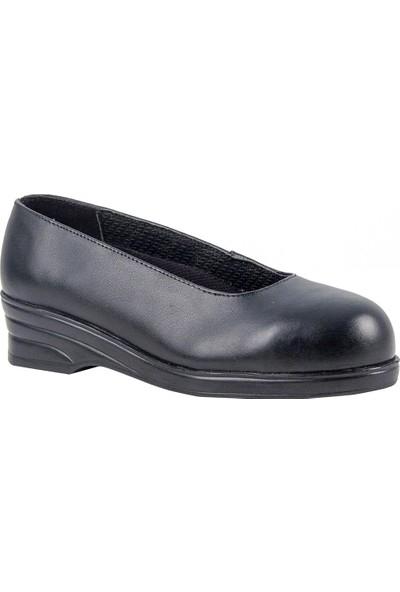 PortWest FW49 - Steelite Court Bayan Ayakkabı S1