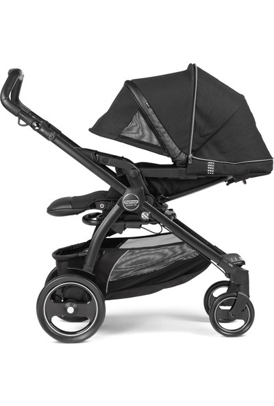 Peg Perego Book 51 Elite Jet Modüler Set Rock Black