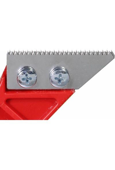 Nora KN-24002 Derz Kazıma Temizleme Bıçağı Testere Ağızlı