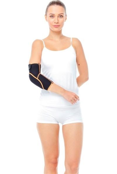 Orlex Orlex® Orx-D 42 Silikon Destekli Dirseklik (Sportif Aktivitelerde ve Sonrasında Koruma Sağlar.)