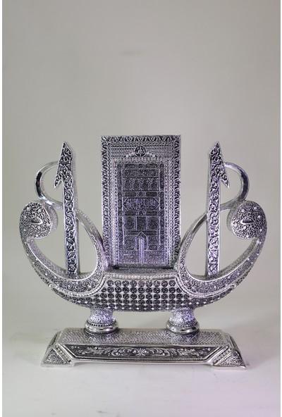 Doruk Hediyelik Elif-Gemi Kabe Kapısı Gümüş
