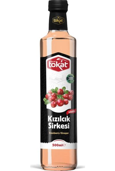 Tokat Içilebilir Kızılcık Şerbeti 500 ml