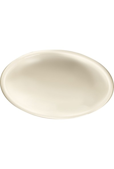 Kütahya Porselen Chef Taste Of 14 cm Oval Kase Krem