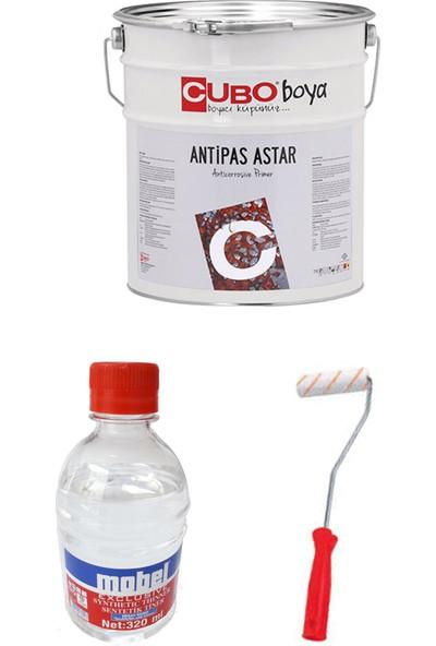 Cubo Antipas 2,50 Lt Boya Paketi