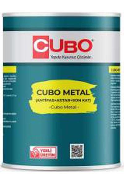 Cubo Metal 2,50 Lt Boya Paketi