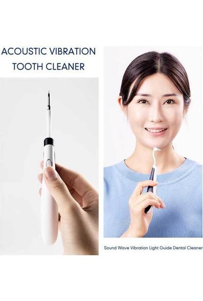 Buyfun Elektrikli Plak Diş Taşı Temizleyici (Yurt Dışından)