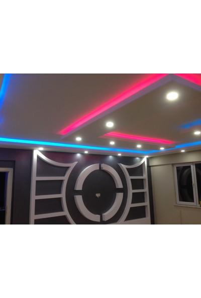 AmberLED 1 Metre 3 Çipli Rgb Şerit LED Tak Çalıştır Set Ürün