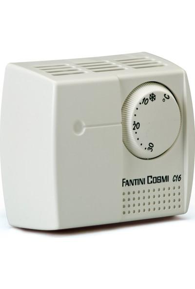 Fantini Cosmo C16I Fantini Cosmi Termostat 10-30°c On-Off Hassasiyet 1°c IP20