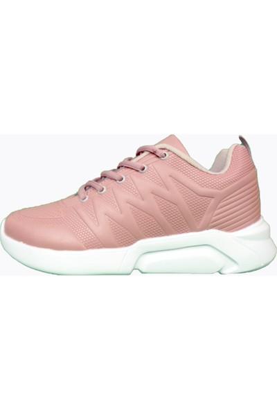 Derigo Gül Kurusu Kadın Spor Ayakkabı 702225