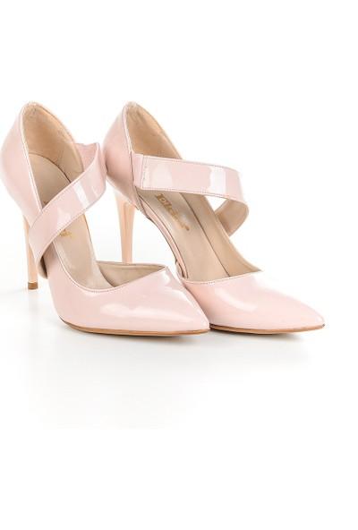 Ekici Çapraz Bant Stiletto Kadın Ayakkabı