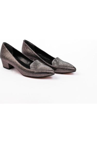 Ekici Kare Topuk Kadın Ayakkabı