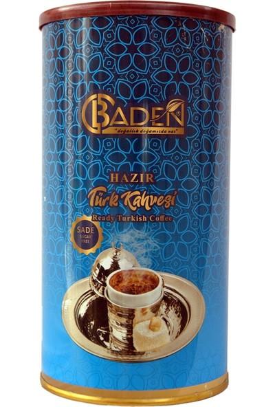 Vhp Baden Hazır Türk Kahvesi Sade 200 gr