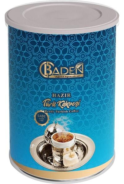 Vhp Baden Hazır Türk Kahvesi Sade 500 gr