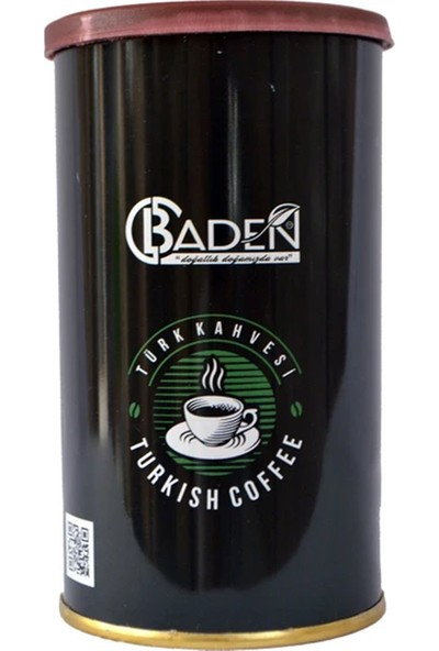 Vhp Baden Türk Kahvesi 200 gr Teneke