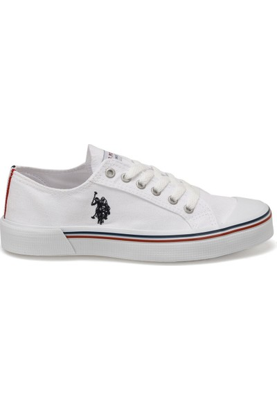 U.s. Polo Assn. Penelope 1fx Beyaz Ayakkabı