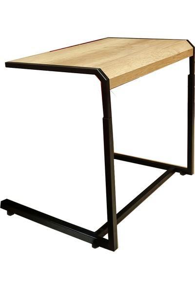 Mzdekor Çalışma Masası - Laptop Sephası - C Sehpa