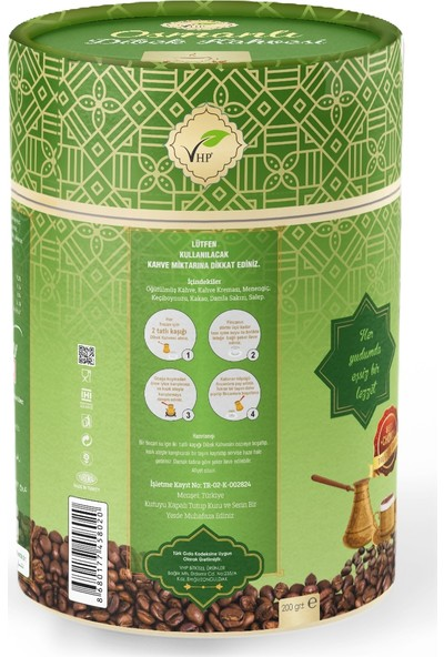 Vhp Osmanlı Dibek Kahvesi 200 gr