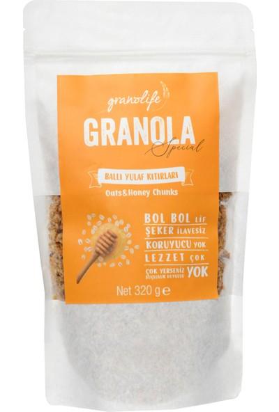 Granolife Ballı Yulaflı Granola Special 320 gr