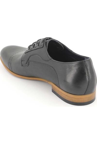 Venüs 1987003 Erkek Deri Klasik Ayakkabı Siyah