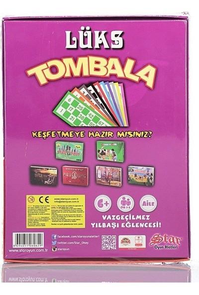 Star Yılbaşı Eğlence Seti III ( Star Tombala - Star Hafıza Kartları - Yılbaşı Şapkası )