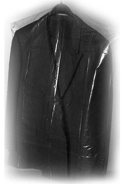 Çevre Şeffaf Elbise Torbası Büyük 10'lu 65 x 100 cm