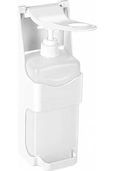 Mercantex Dirsek Temas Aparatı 1 lt Dezenfektan Kutusu