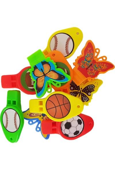 Kardelen oyuncak Düdük 5 Adet