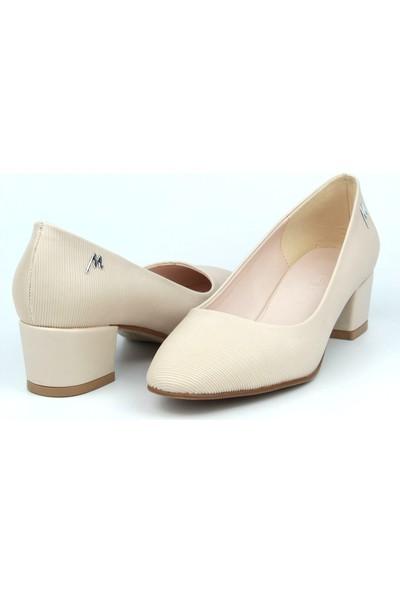 Marine Shoes Kadın Topuklu Ayakkabı