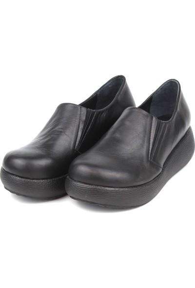 Marine Shoes Kadın Deri Ayakkabı