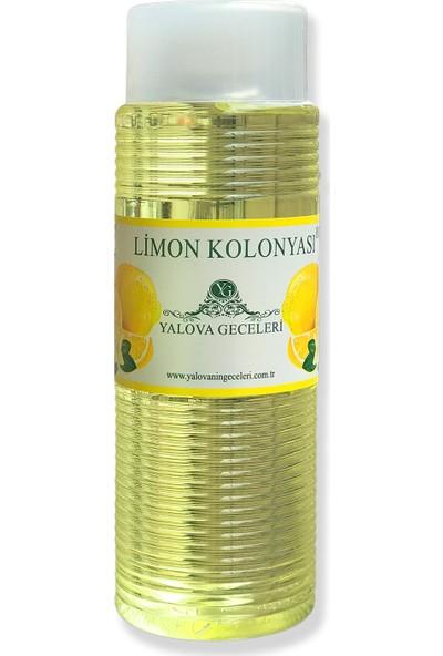 Yalova Geceleri Limon Kolonyası 80 Derece Şişe 400 ml Pet