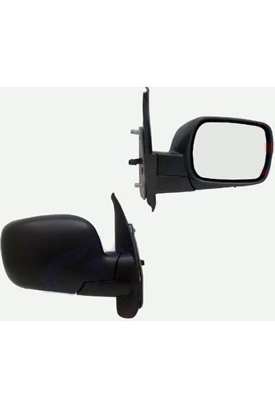 Gva Dış Dikiz Aynası Elektrikli Sağ Renault Kangoo 08=> Sensörlü
