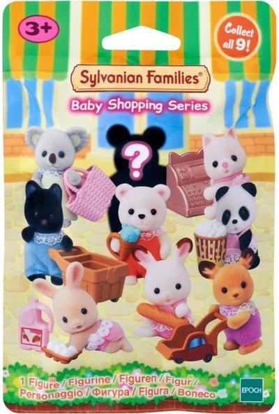 Sylvanian Families Minifigür Alışveriş Serisi Bebeği ESF5381