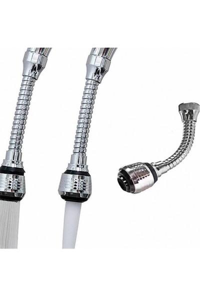Turbo Flex 2 Aşamalı Plastik Esnek Musluk Başlığı
