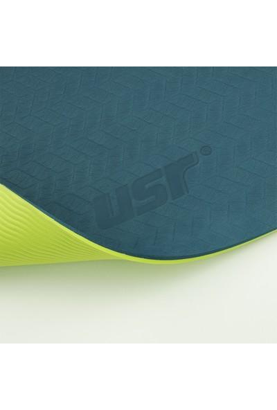 Usr Deep Blue Yoga Mat