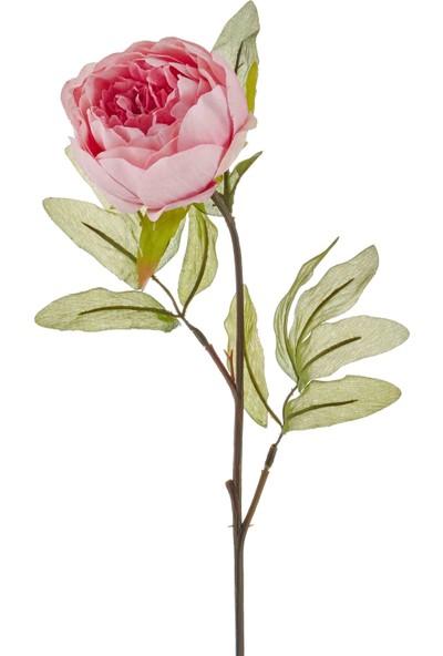 The Mia Yapay Çiçek Gül Pembe